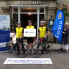 Cycle Ride to Paris in aid of The Contented Dementia Trust